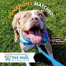 petco foundation to match all donations