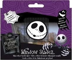 Amazon Com Chroma 42000 Nightmare Before Christmas Jack Skellington Window Shadez Decal Automotive