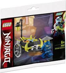 LEGO NINJAGO 30537 Merchant Avatar Jay polybag found