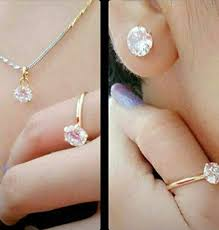 kaayra jewellery combo of designer