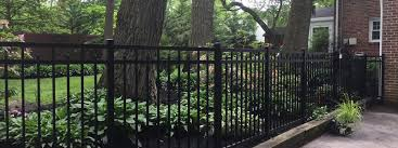 Metal Fence Styles Integrous Fences And Decks