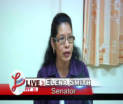 Senator Elena Smith discusses Senate Inquiry – Love FM | Belize News and  Music Power