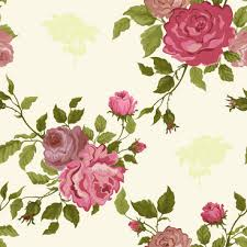 vine flower wallpaper pattern free