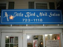 little bird nail salon contact us