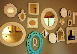 small mirrors for wall decor