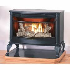 dazzling gas fireplace smells