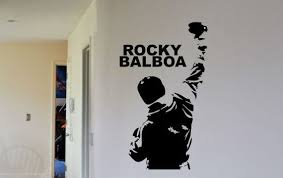 Rocky Wall Decal 30 Quot X 20 Quot Wall Decals Wall Art Art