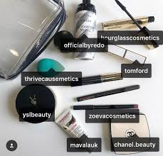 inside team marie claire s makeup bags