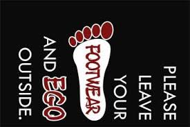 ath footwear and ego outside wall poster inches matte finish