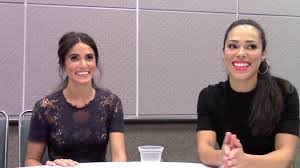 Sleepy Hollow - Nikki Reed, Jessica Camacho Interview Season 3 ...