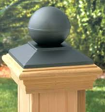 Bed Post Toppers Round Fence Caps Wood Cap The Best Furniture Metal Wood Fence Post Cap Wood Fence Post Fence Post Caps