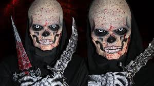 grim reaper makeup tutorial
