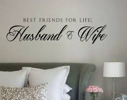 Vinyl Wall Decal Best Friends For Life Husband Wife Vinyl Etsy
