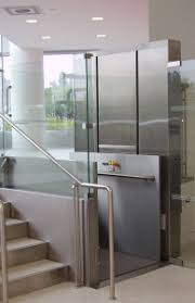 wheelchair lift in homes mercial areas
