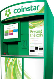 cash in coins at coinstar