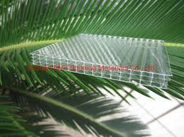 uv protected clear polycarbonate solar