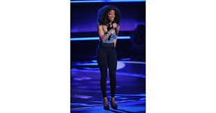 Ashthon Jones | American Idol Top 12 Ladies Perform For the First ...