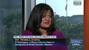 Representative Pramila Jayapal on the Future of DACA | C-SPAN.org