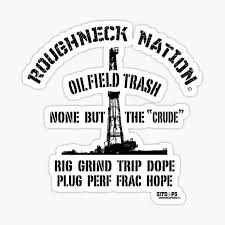 Oil Rig Stickers Redbubble