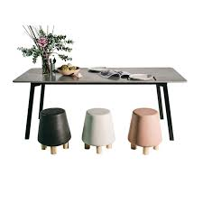 concrete furniture dining table the