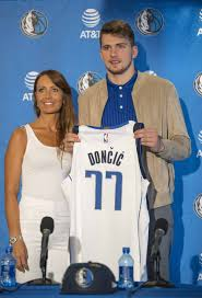 Luka Doncic Won Rookie Of The Year, But His Mom Mirjam Poterbin ...