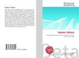 walter willett 978 613 2 38082 1