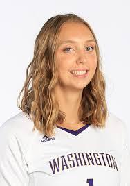 Lauren Sanders - Volleyball - University of Washington Athletics
