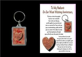 fifth wedding anniversary gift for husband