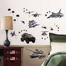 Military Wall Stickers Military Decals Army Stickers