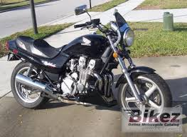 1992 honda cb 750 specifications and