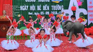 KHOA HỌC - Liên Khúc Nhạc Thiếu Nhi   Ngày Hội Đến Trường Của Bé ...