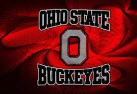 ohio state buckeyes gray block o