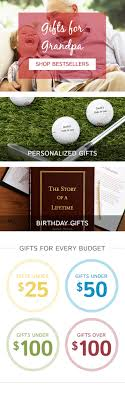 gifts for grandpa personalized