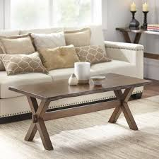 distressed wood coffee table the