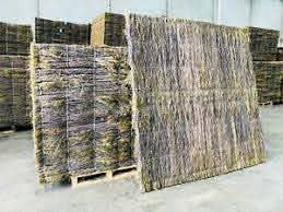 Solomit Brushwood Fencing Panels Ebay