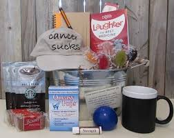 cancer gift baskets and gifts for men