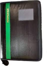 yo india faux leather file folder set