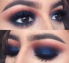 evening eye makeup for indian skin