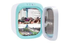 Máy tiệt trùng UV và sấy khô Ecomom 22 Plus – Màu xanh dương -  AvoBaby.com.vn