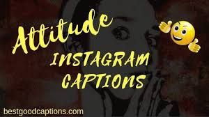 best cool attitude captions for instagram for boys girls
