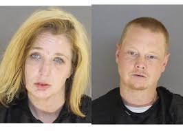 Married couple arrested after 80 grams of meth, heroin found in pillow |  The Sumter Item