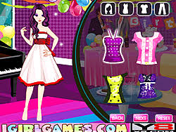 happy birthday party makeup game play