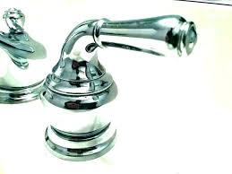how to fix a moen bathroom faucet leak
