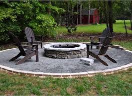54 homemade backyard fireplace diy