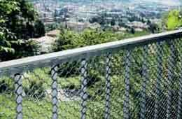 Metal Alternative Fence For Poultry And Animal Caging Tenax Poultry Fence