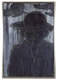 MCA – Collection: Lester Johnson, Man Under a Cloud, 1963