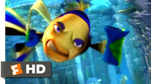 Shark Tale (2004) - Oscar vs. Lenny Scene (7/10) | Movieclips - YouTube in  2020 | Shark tale, Dreamworks, Lenny shark tale