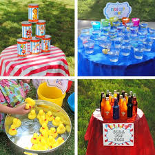 carnival themed party ideas free