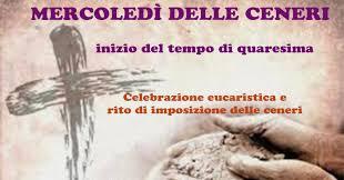 Immagini religiose per Mercoledì delle Ceneri - GesuTiAma.it