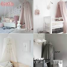 Fashion Nordic Style Dome Mosquito Nets Curtain For Bedding Set Prince Nicerin Best Goods Free Shipping